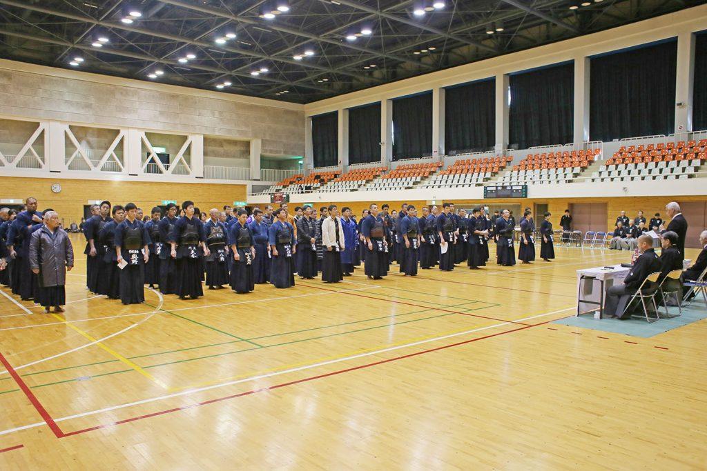 佐倉剣道連盟錬成大会一般の部が開催されました【錬成大会】