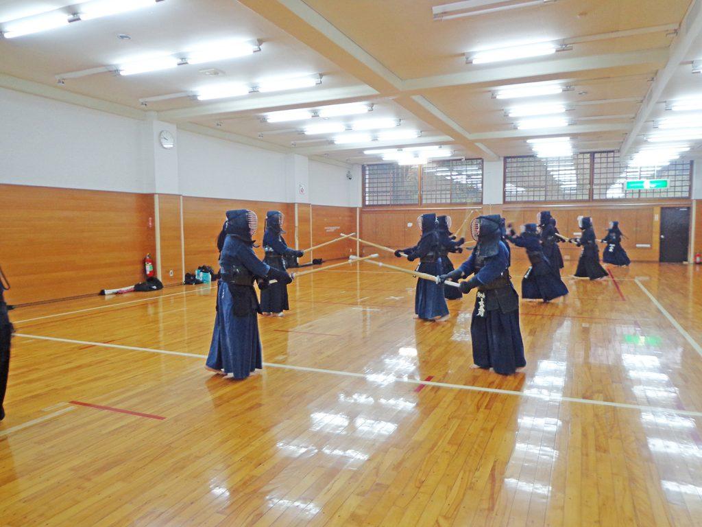 第2回 女子会員合同稽古会が開催されました。